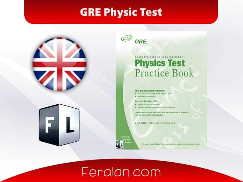 GRE Physic Test