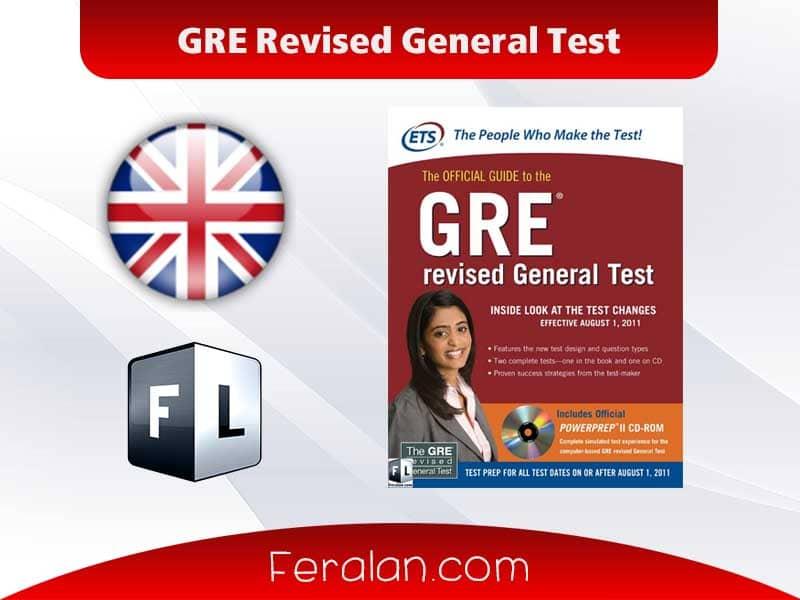 GRE Revised General Test2