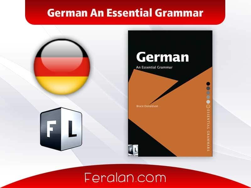 German An Essential Grammar