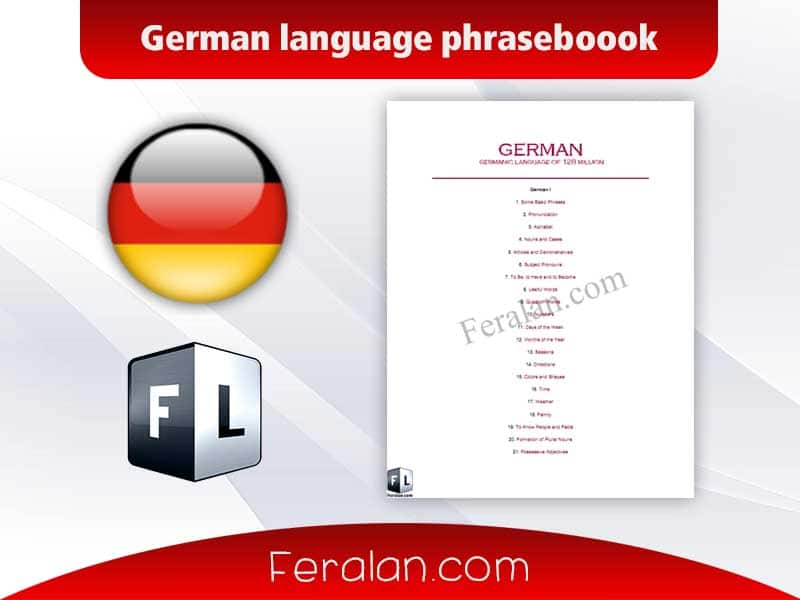 German language phraseboook