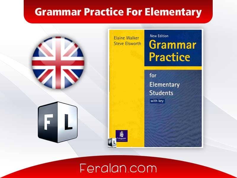 دانلود کتاب Grammar Practice For Elementary