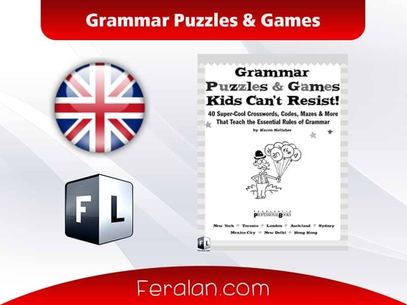Grammar Puzzles & Games