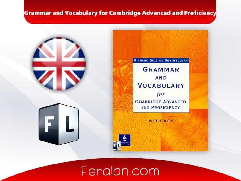 دانلود کتاب Grammar and Vocabulary for Cambridge Advanced and Proficiency