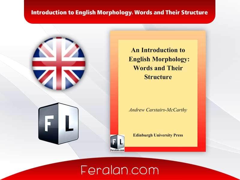 دانلود کتاب Introduction to English Morphology Words and Their Structure