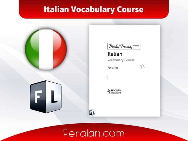 Italian Vocabulary Course