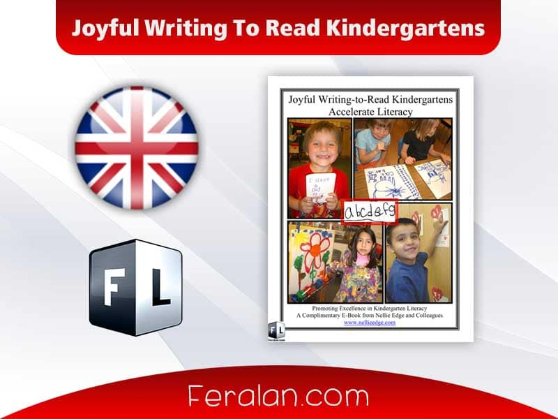 Joyful Writing To Read Kindergartens