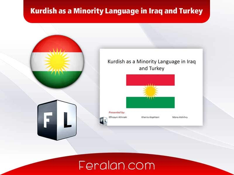 دانلود کتاب Kurdish as a Minority Language in Iraq and Turkey