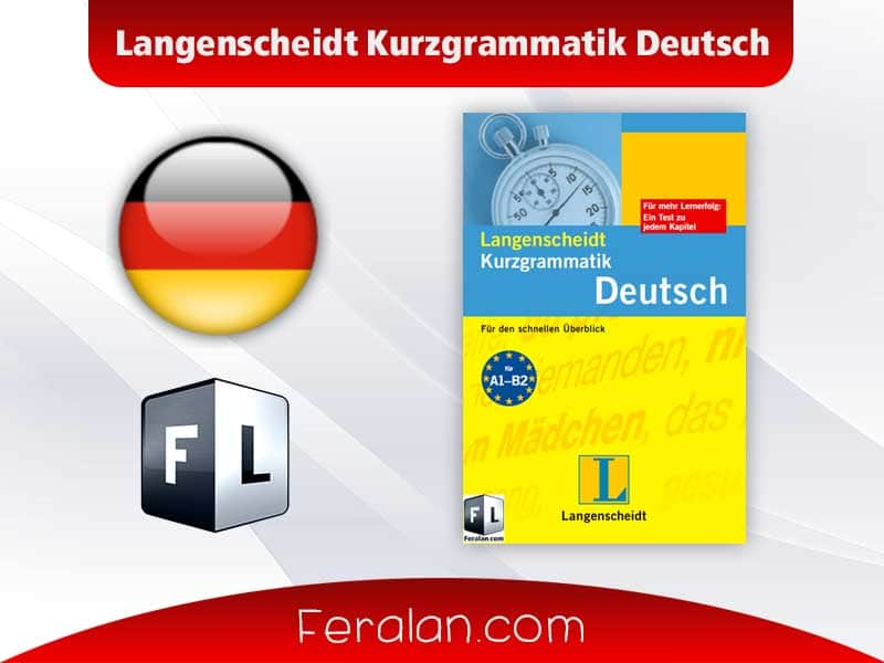 Langenscheidt - Kurzgrammatik
