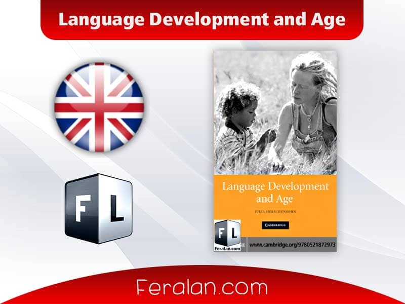 دانلود کتاب Language Development and Age