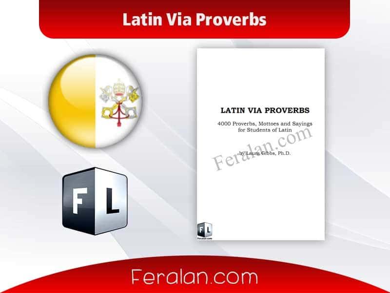 دانلود کتاب Latin Via Proverbs