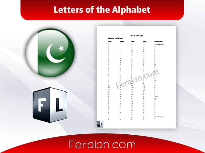 دانلود کتاب Letters of the Alphabet