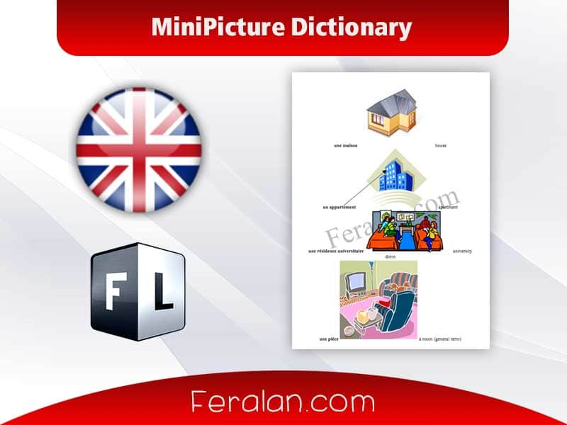 دانلود کتاب MiniPicture Dictionary