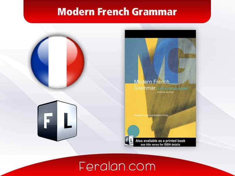 دانلود کتاب Modern French Grammar
