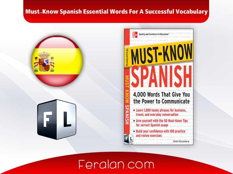 Must-Know Spanish Essential Words For A Successful Vocabulary