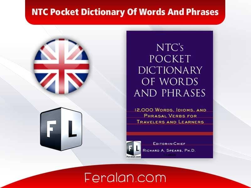 دانلود کتاب NTC Pocket Dictionary Of Words And Phrases