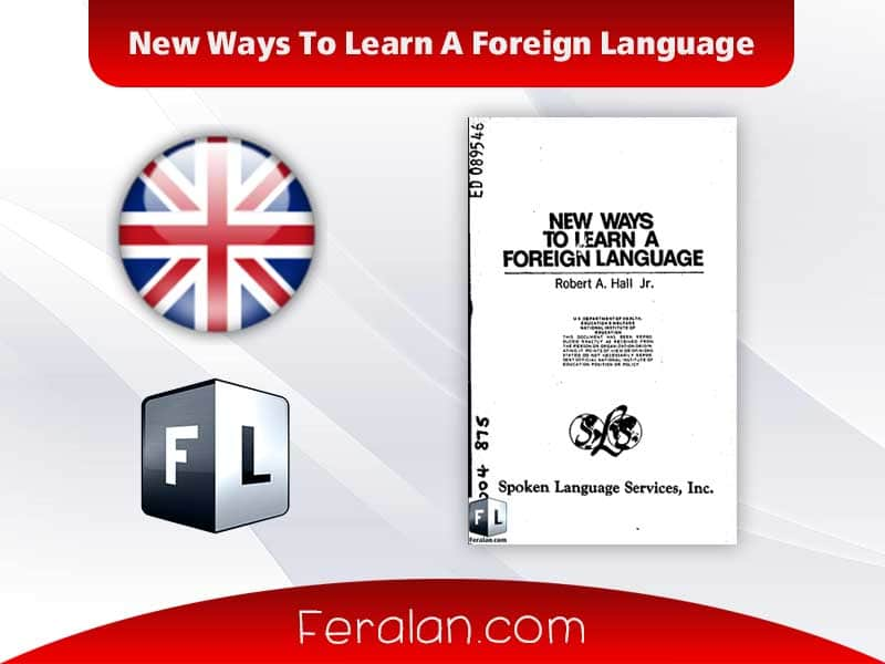 New Ways To Learn A Foreign Language