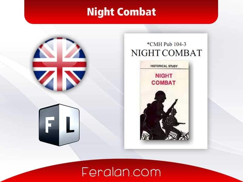دانلود کتاب Night Combat