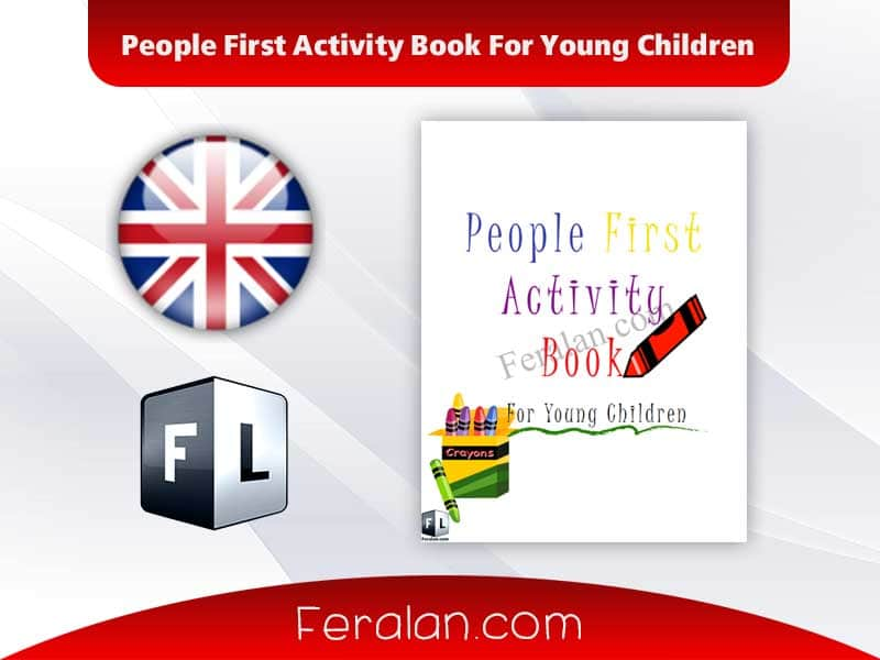 People First Activity Book For Young Children