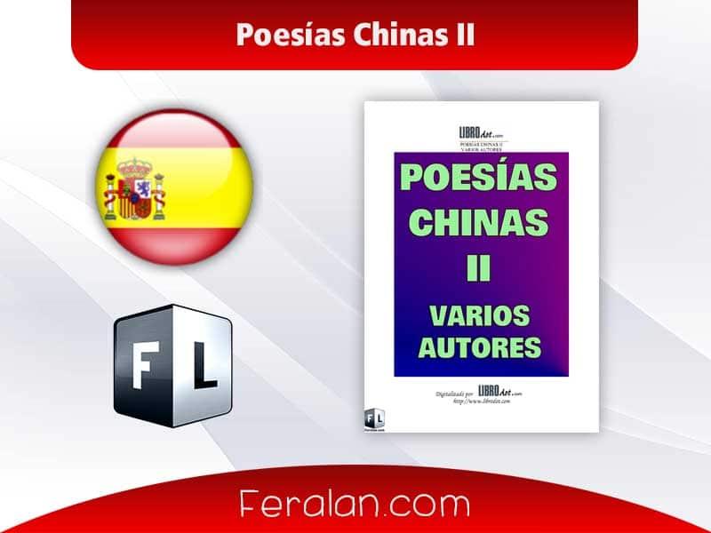Poesías Chinas II