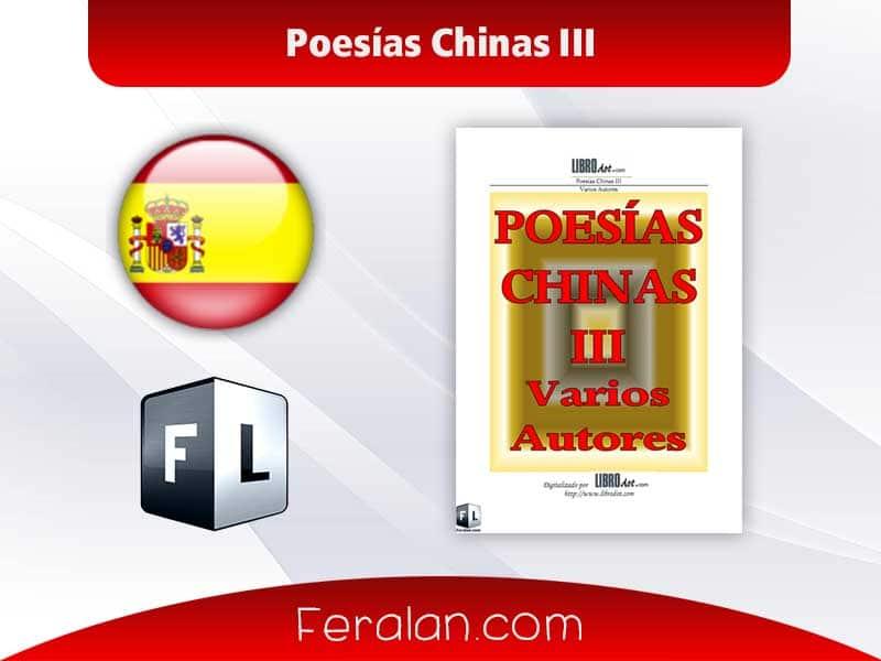 Poesías Chinas III
