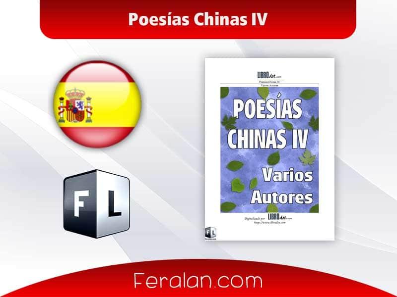 Poesías Chinas IV