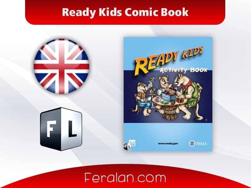 Ready Kids Comic Book