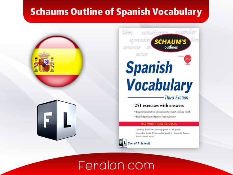 Schaums Outline of Spanish Vocabulary