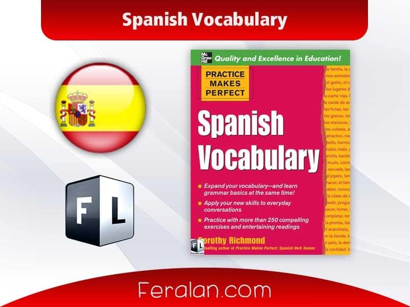 دانلود کتاب Spanish Vocabulary