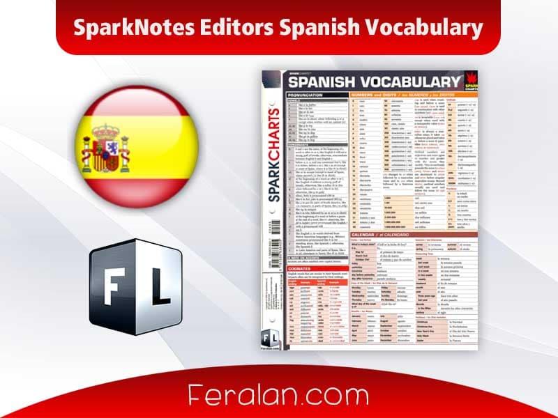 SparkNotes Editors Spanish Vocabulary