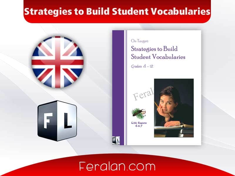 Strategies to Build Student Vocabularies