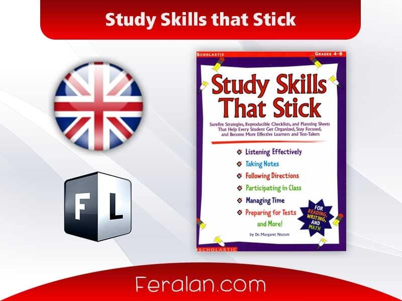 دانلود کتاب Study Skills that Stick
