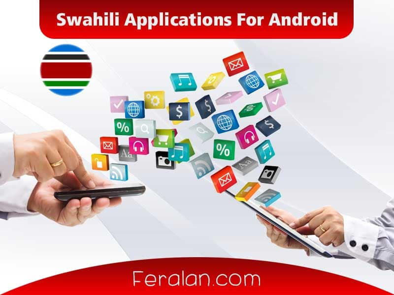 Swahili Applications For Android