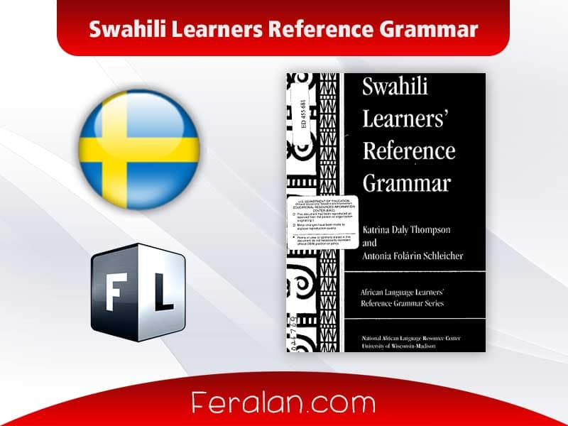 دانلود کتاب Swahili Learners Reference Grammar
