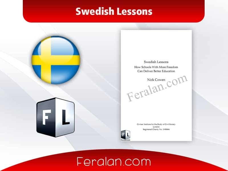 دانلود کتاب SwedishLessons