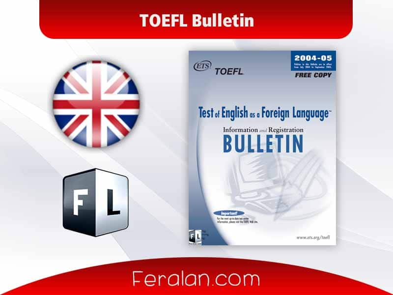 TOEFL Bulletin
