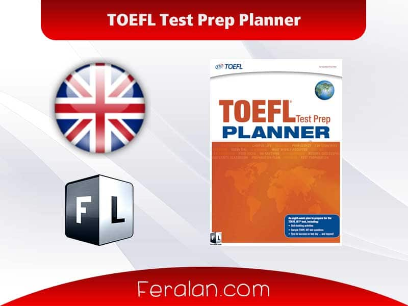 TOEFL Test Prep Planner