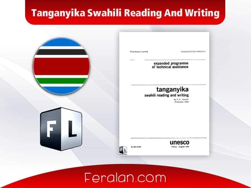 دانلود کتاب Tanganyika Swahili Reading And Writing