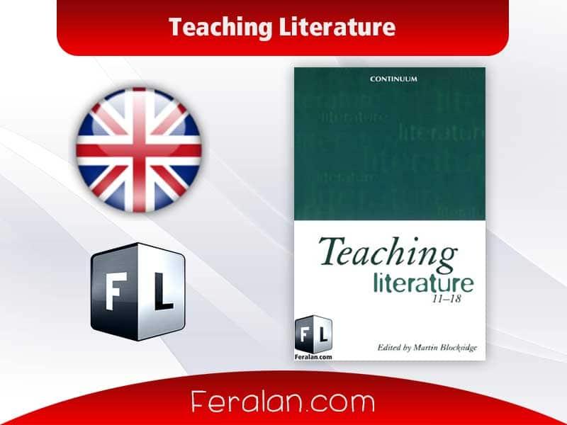 دانلود کتاب Teaching Literature