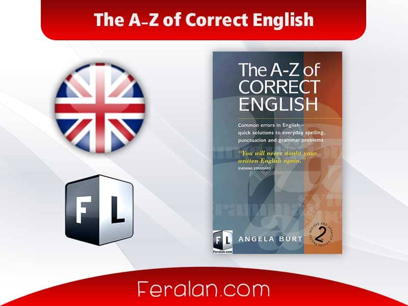 دانلود کتاب The A-Z of Correct English
