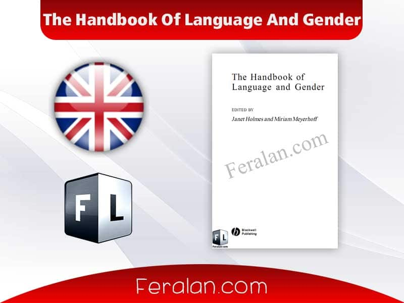 دانلود کتاب The Handbook Of Language And Gender