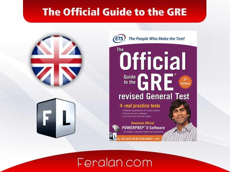 دانلود کتاب The Official Guide to the GRE