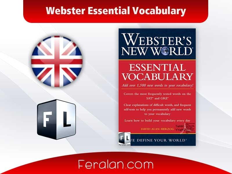 دانلود کتاب Webster Essential Vocabulary